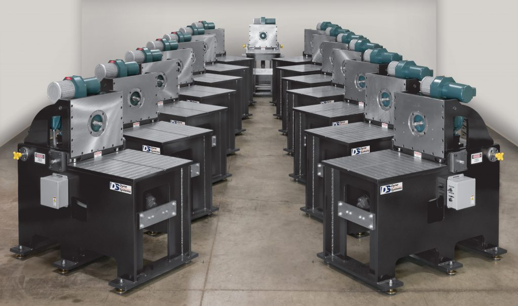 Custom Dynamometer Test Stands