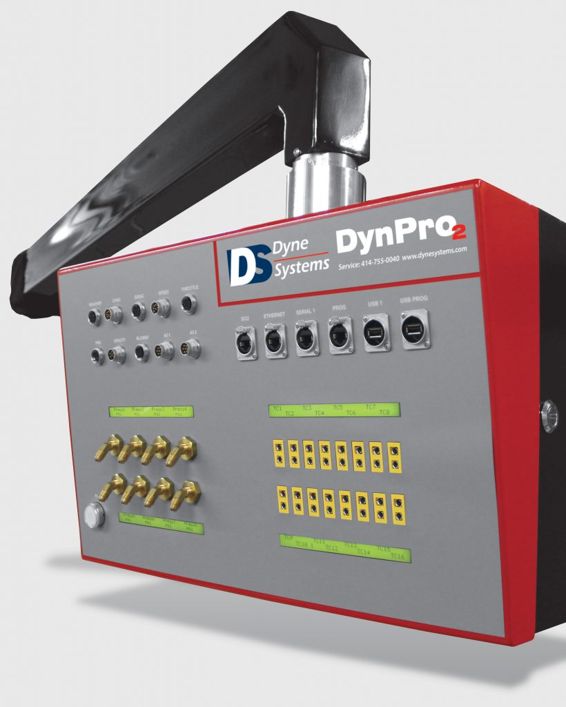 DynPro2 Dynamometer Data Aquisition and Control