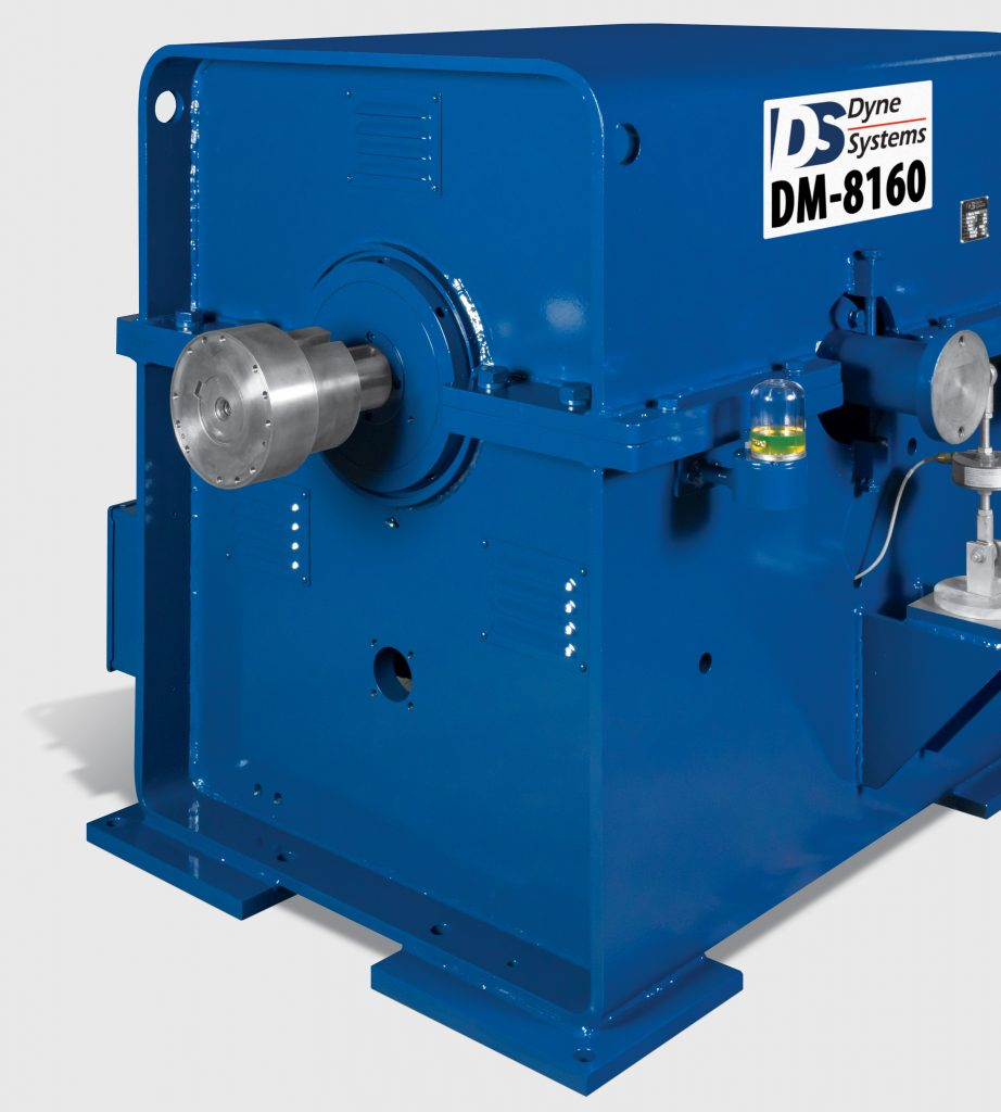 Eddy current dynamometers dynos dyne systems for Eddy current motor speed control