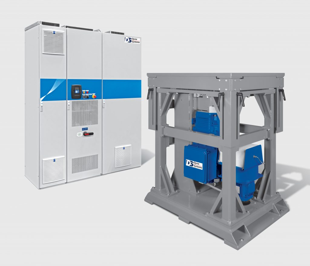 Electric Motor Testing Solution