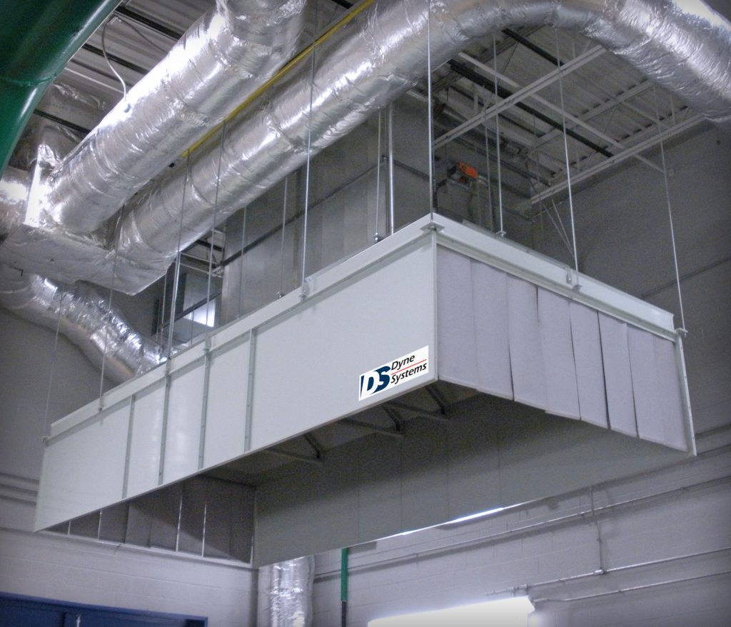 Test Cell Air Handling and Ventilation System