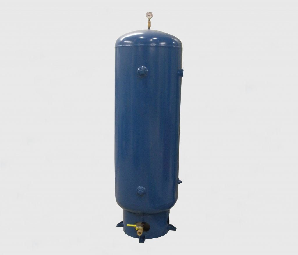Test Cell Air Storage Tank