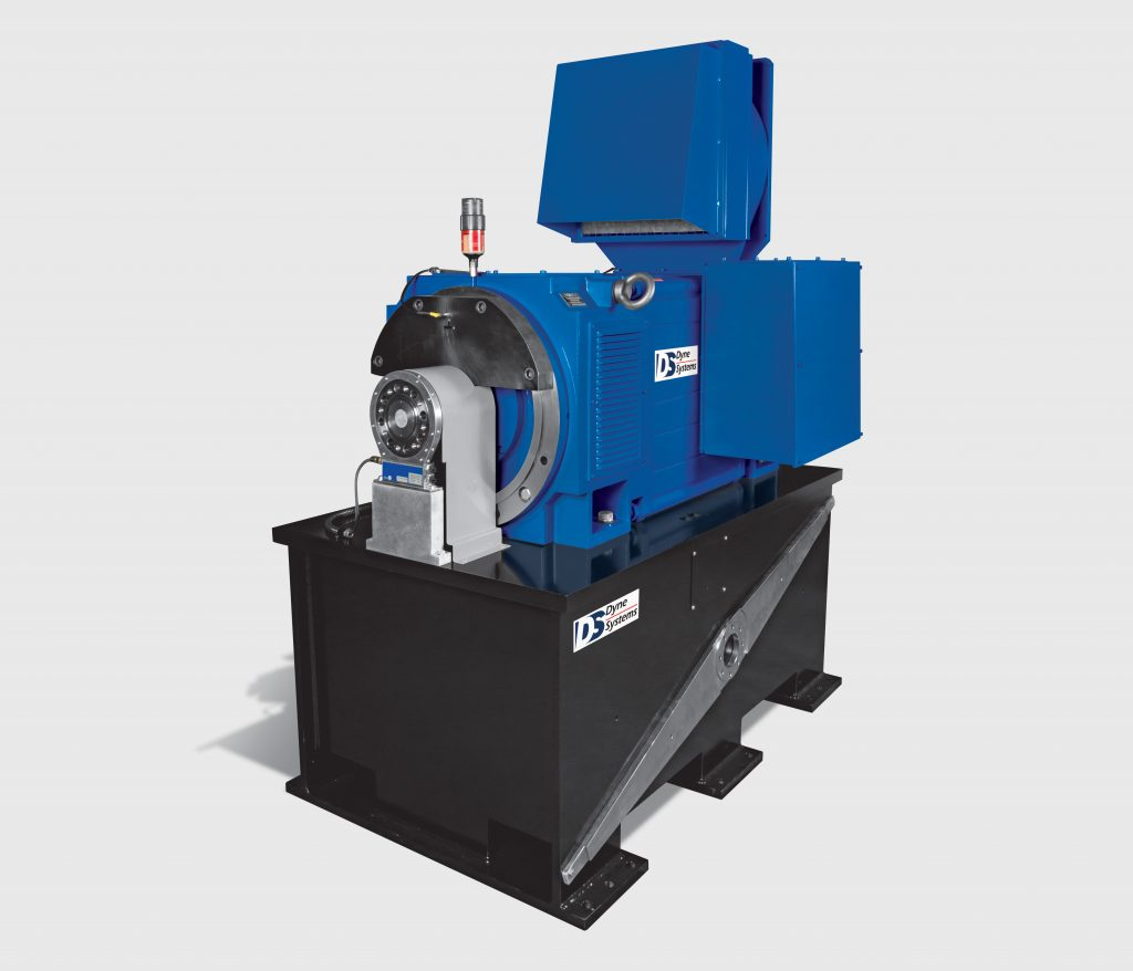 Blower Cooled AC Dynamometer