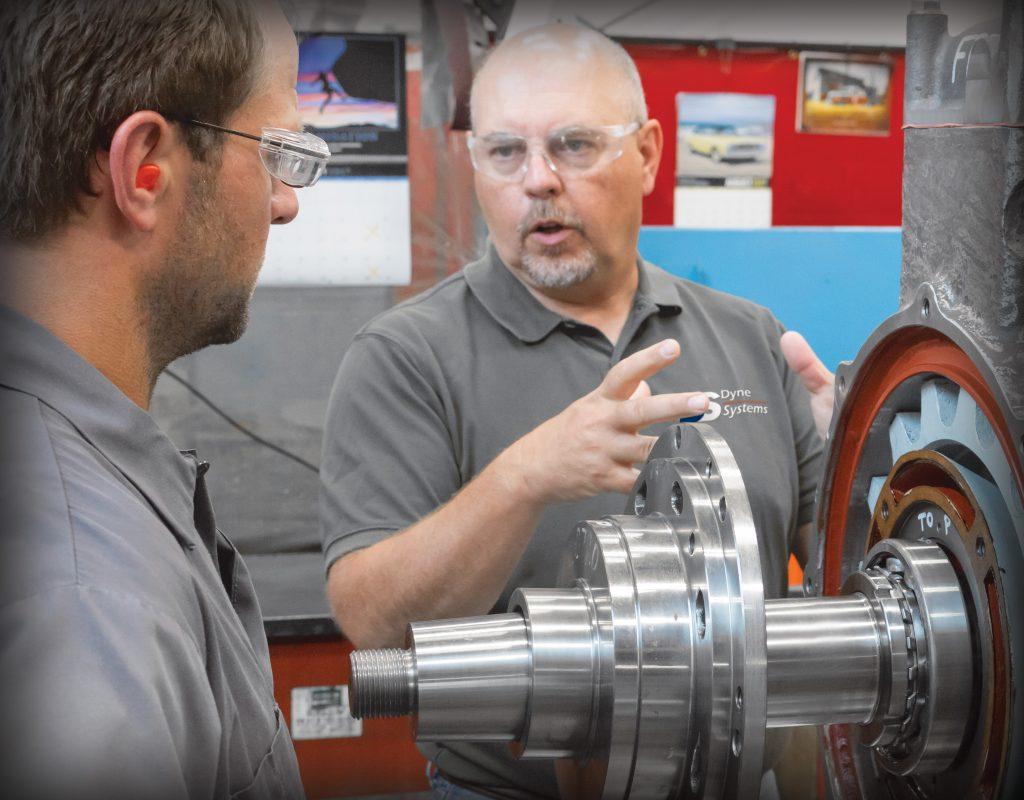 Dynamometer Customer Service