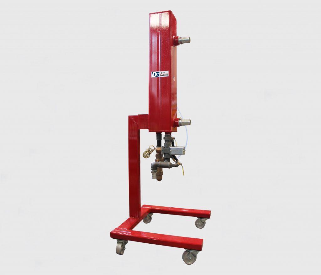 Dynamometer Cooling Columns