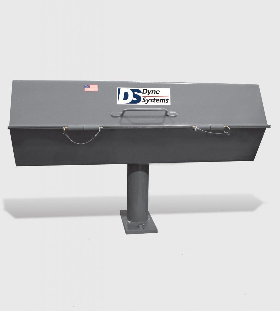 Dynamometer Driveshaft Guard