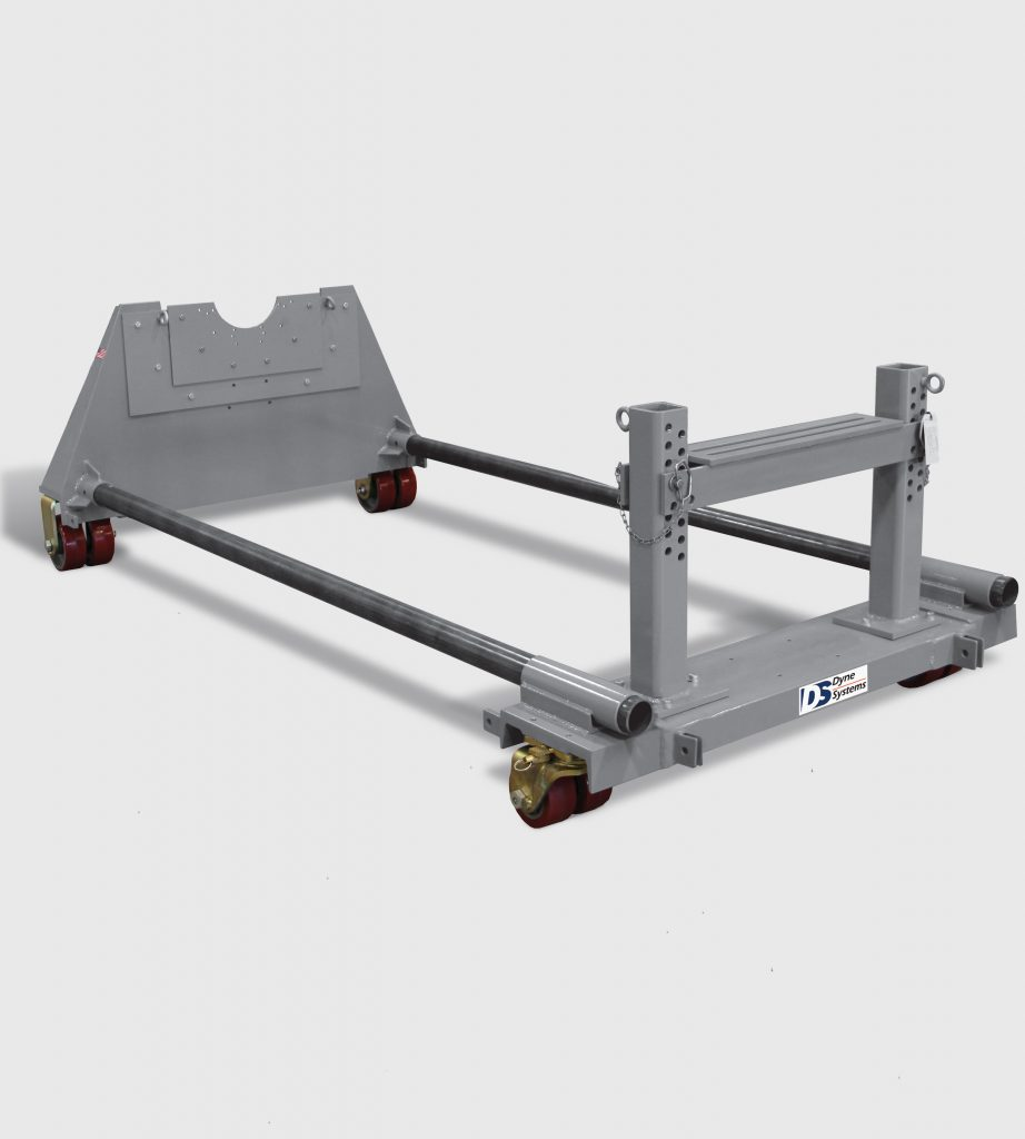 Dynamometer Engine Cart