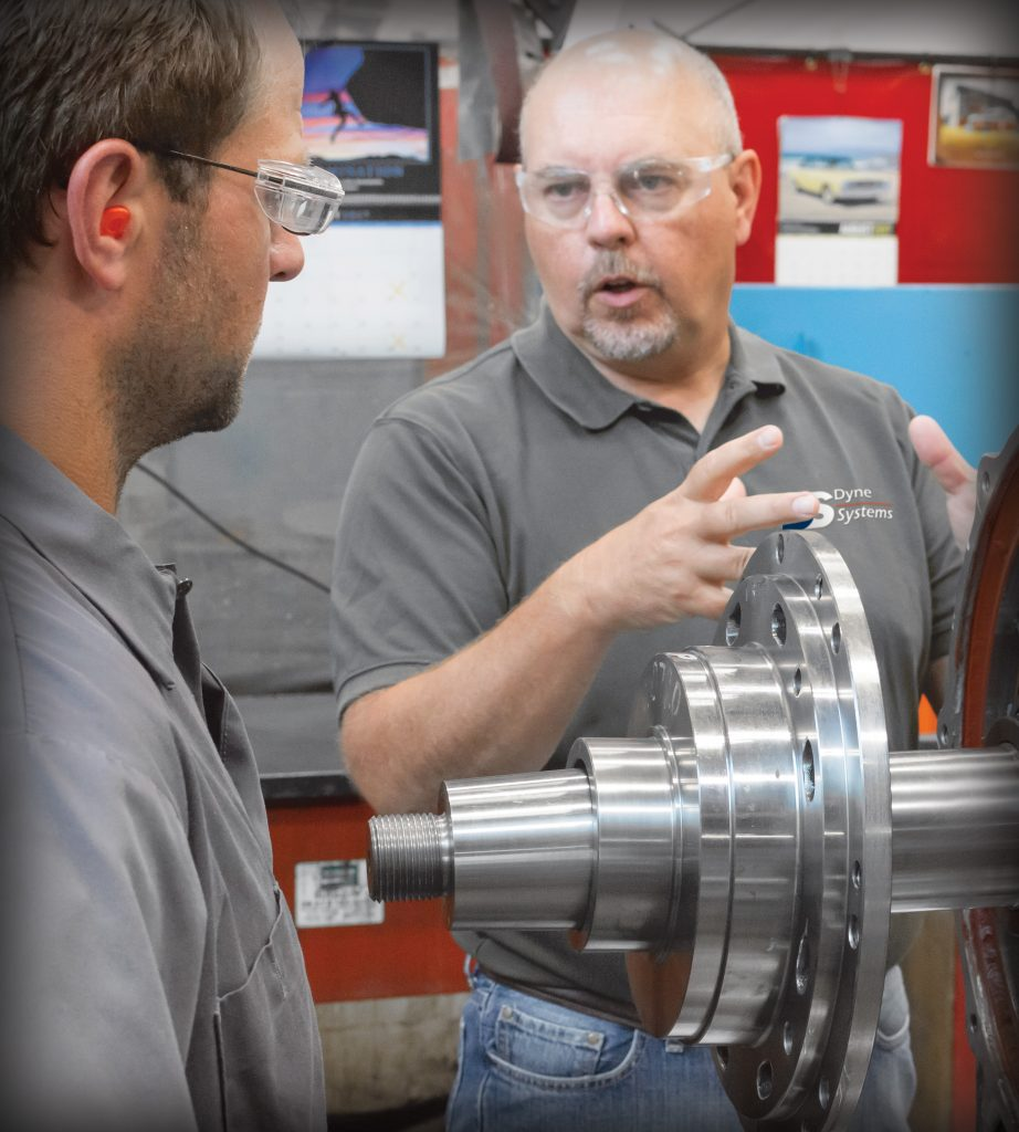 Dynamometer Installation and Training