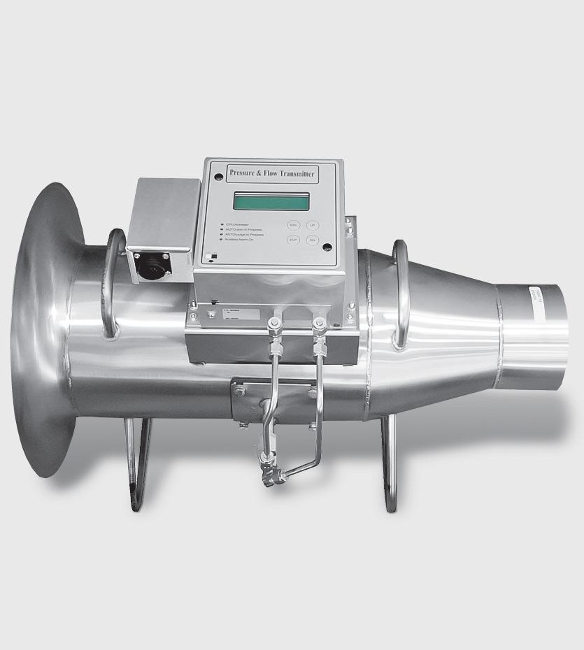 Dynamometer Intake Airflow Meter