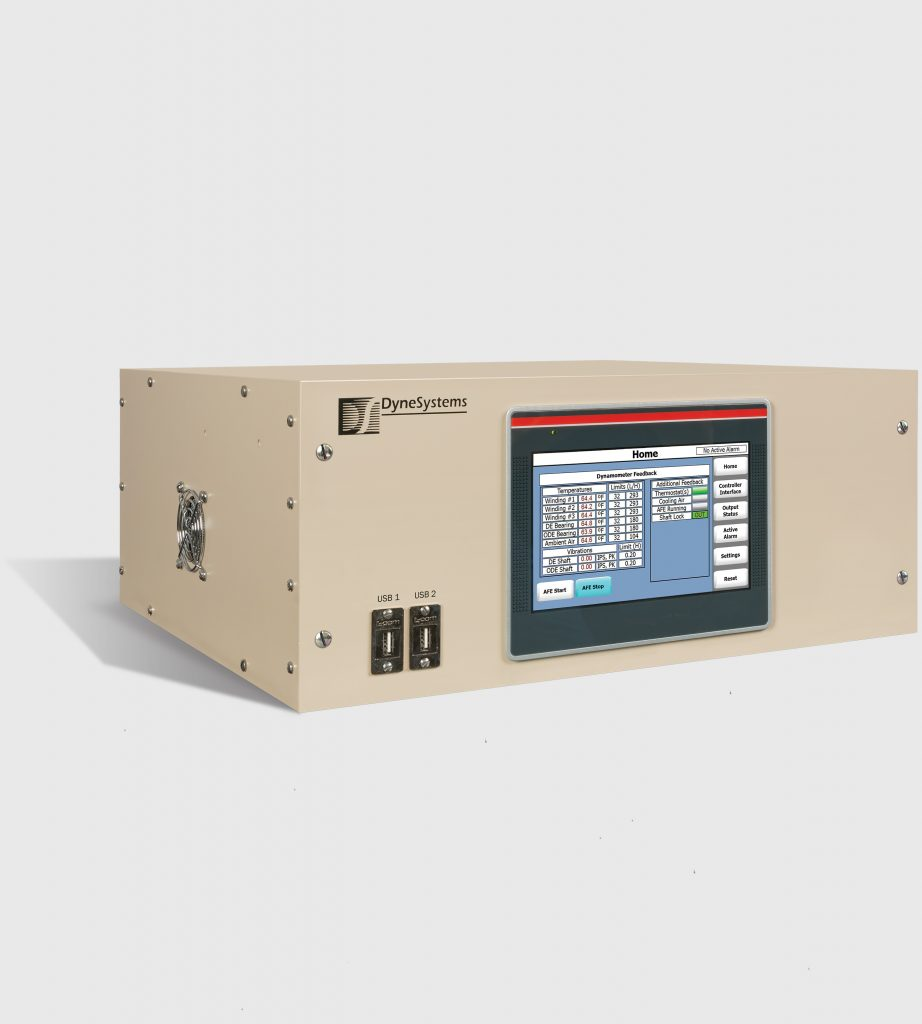 Dynamometer Monitoring System (DMS)
