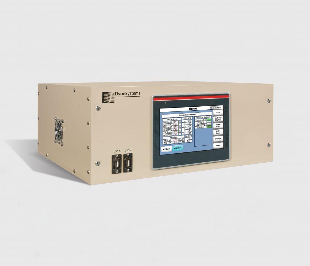 Dynamometer Monitoring System (DMS)