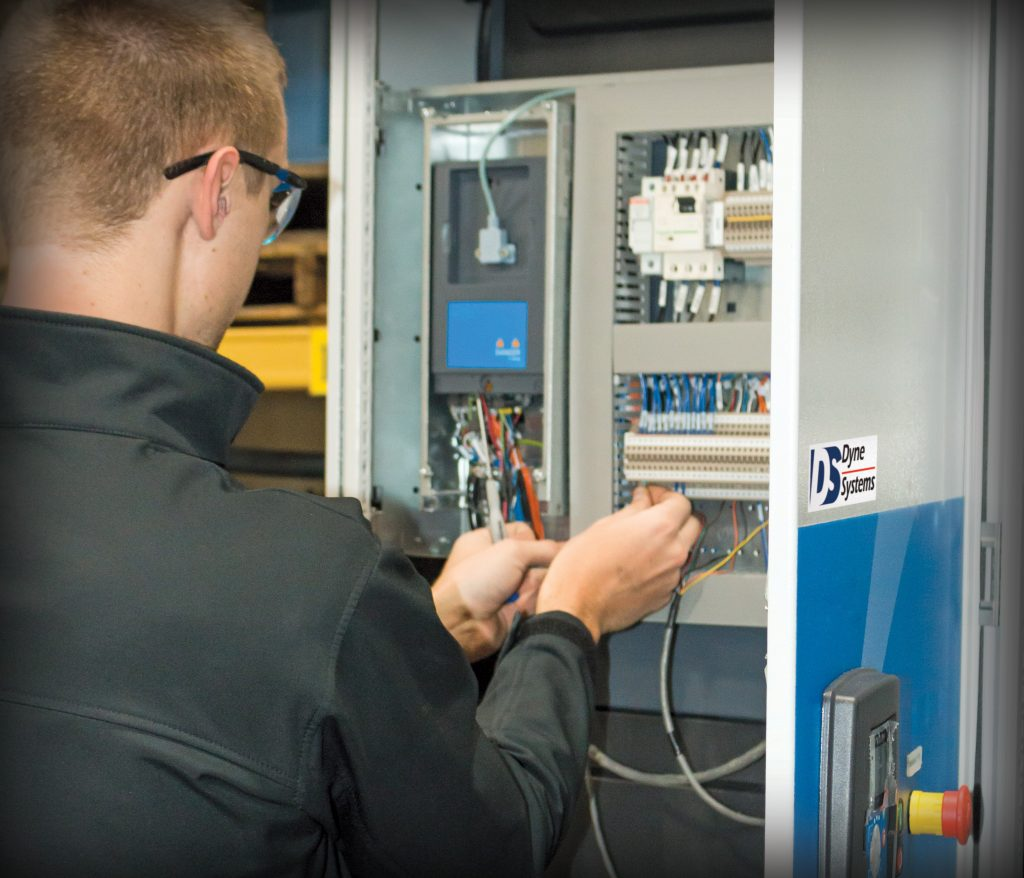 Dynamometer Installation, Start-up and Training