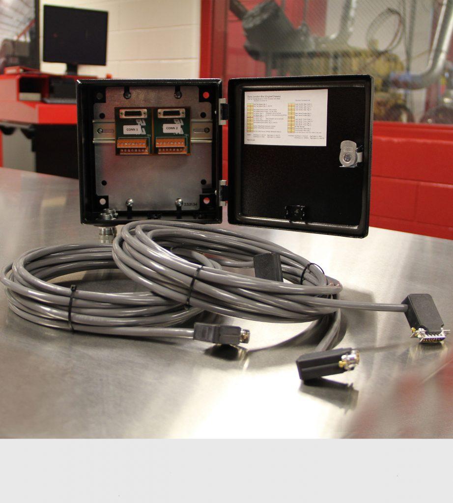 Junction Box Retrofit Kit Dyne Systems Home Wiring Dyno