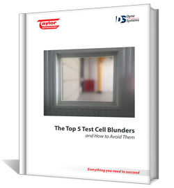 Dynamometer Test Cell Blunders - eBook