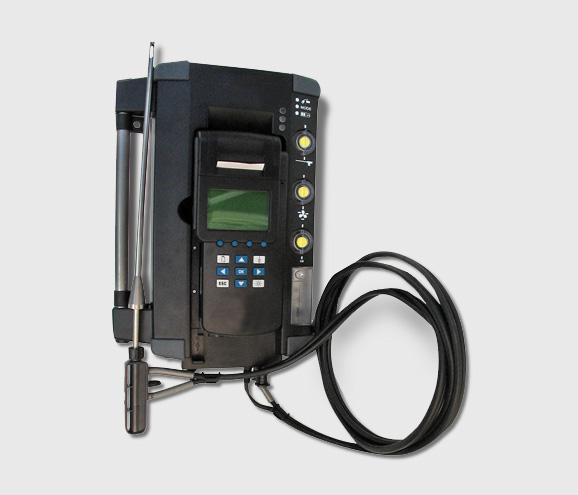 Dynamometer Emission Gas Analyzer