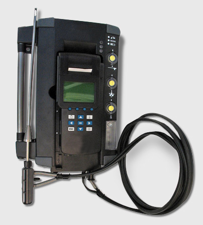 Dyno Emission Gas Analyzer