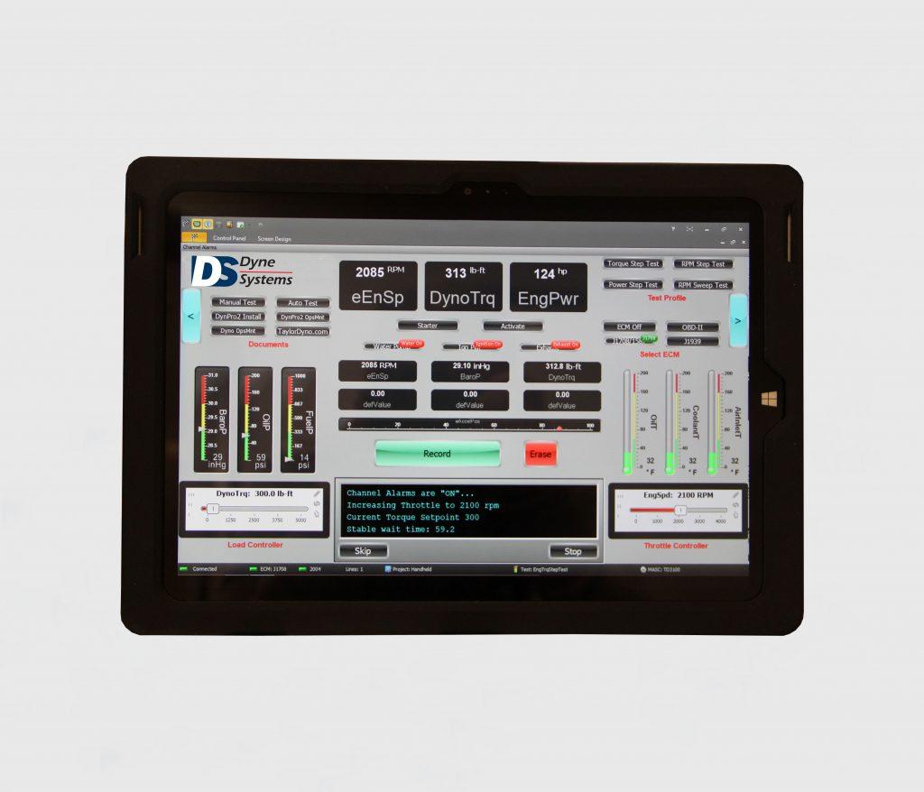 Dyno Handheld Tablet