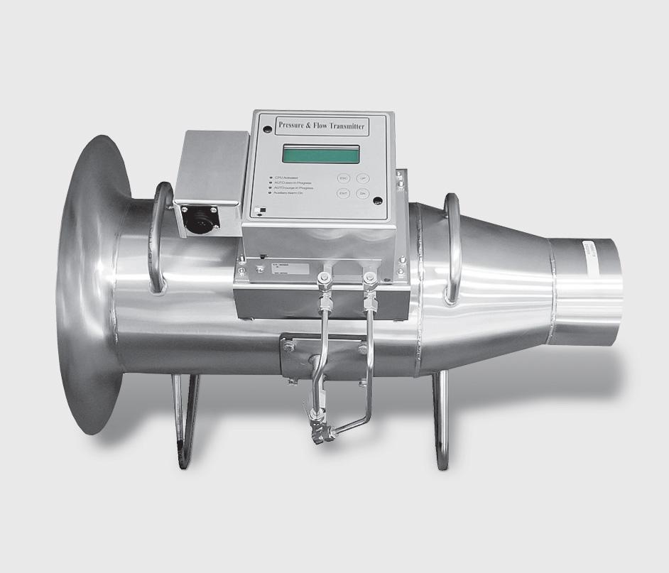 Dyno Intake Airflow Meter