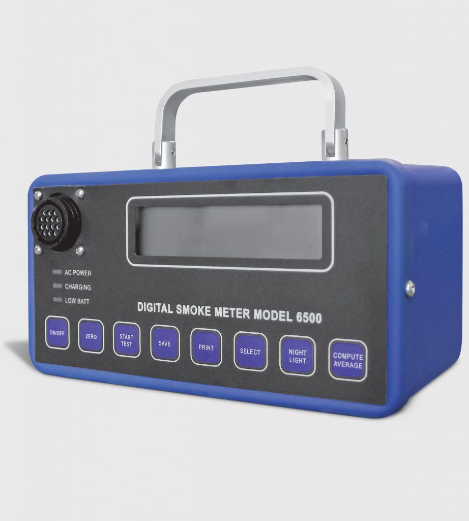 Opacity Meter