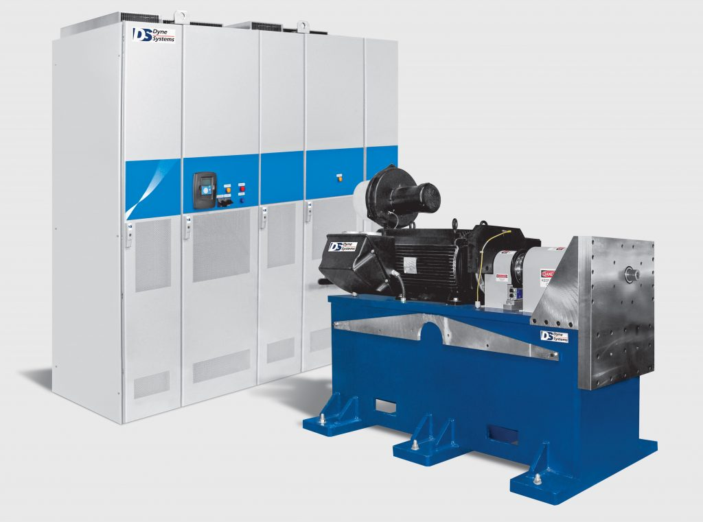 Permanent Magnet AC Dyno Solution