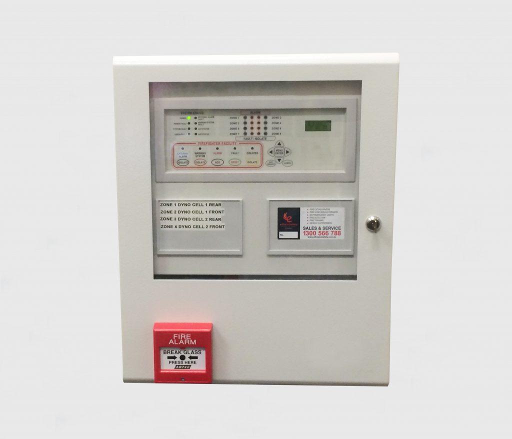 Supervisory Fire Panel