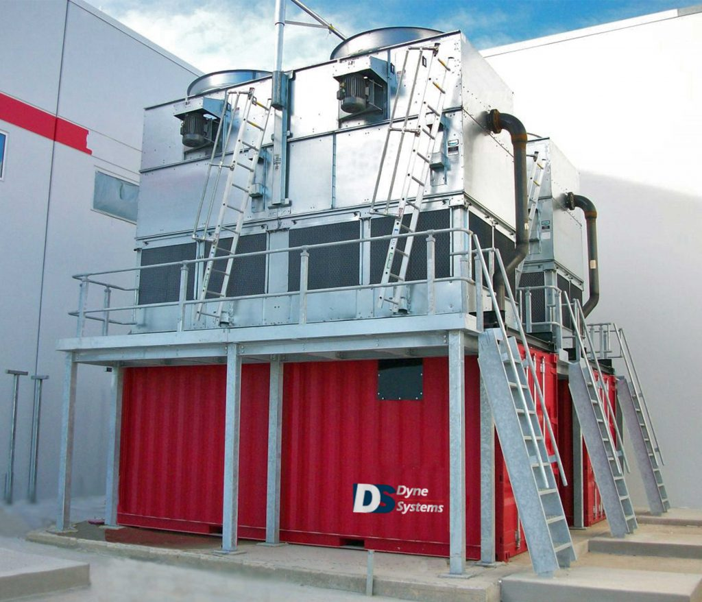Dyno Water Recirculation Systems (WRS)