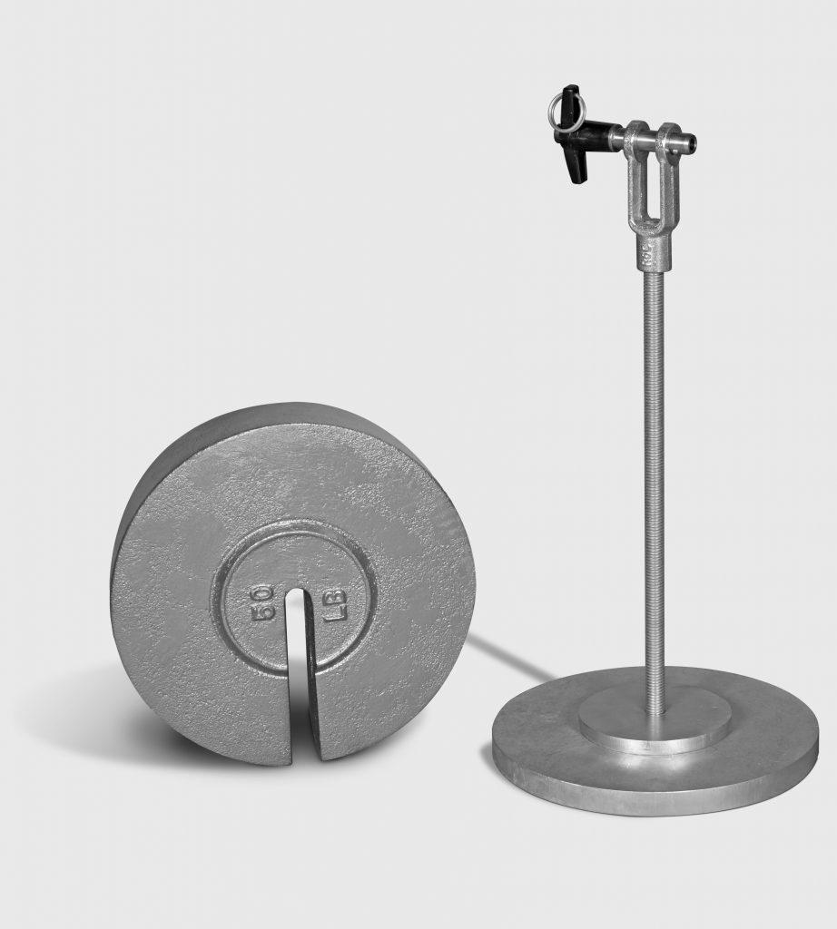 Dynamometer Calibration Weight Kit