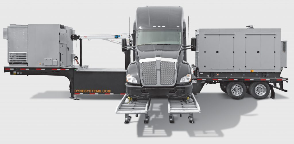 Portable AC Chassis Dyno